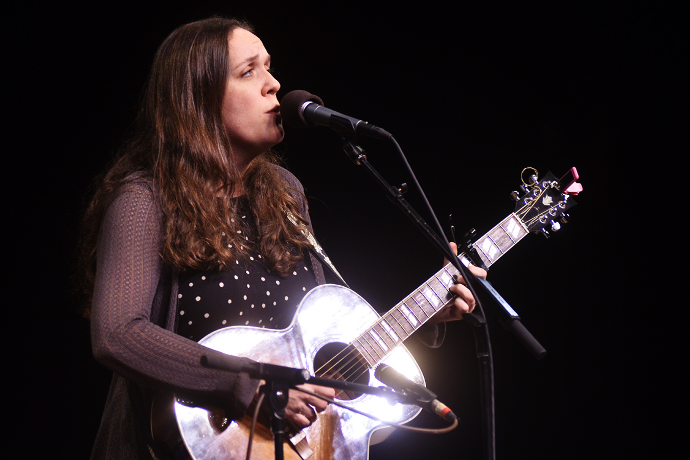 Her first full-length album, Lucy, was released in 2010.