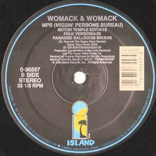 Frankie Knuckles was a master remixer.