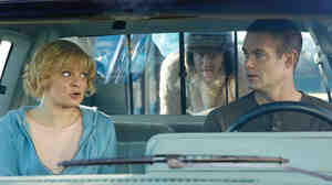 Martha Plimpton and Garret Dillahunt end their run in Raising Hope on Friday night.