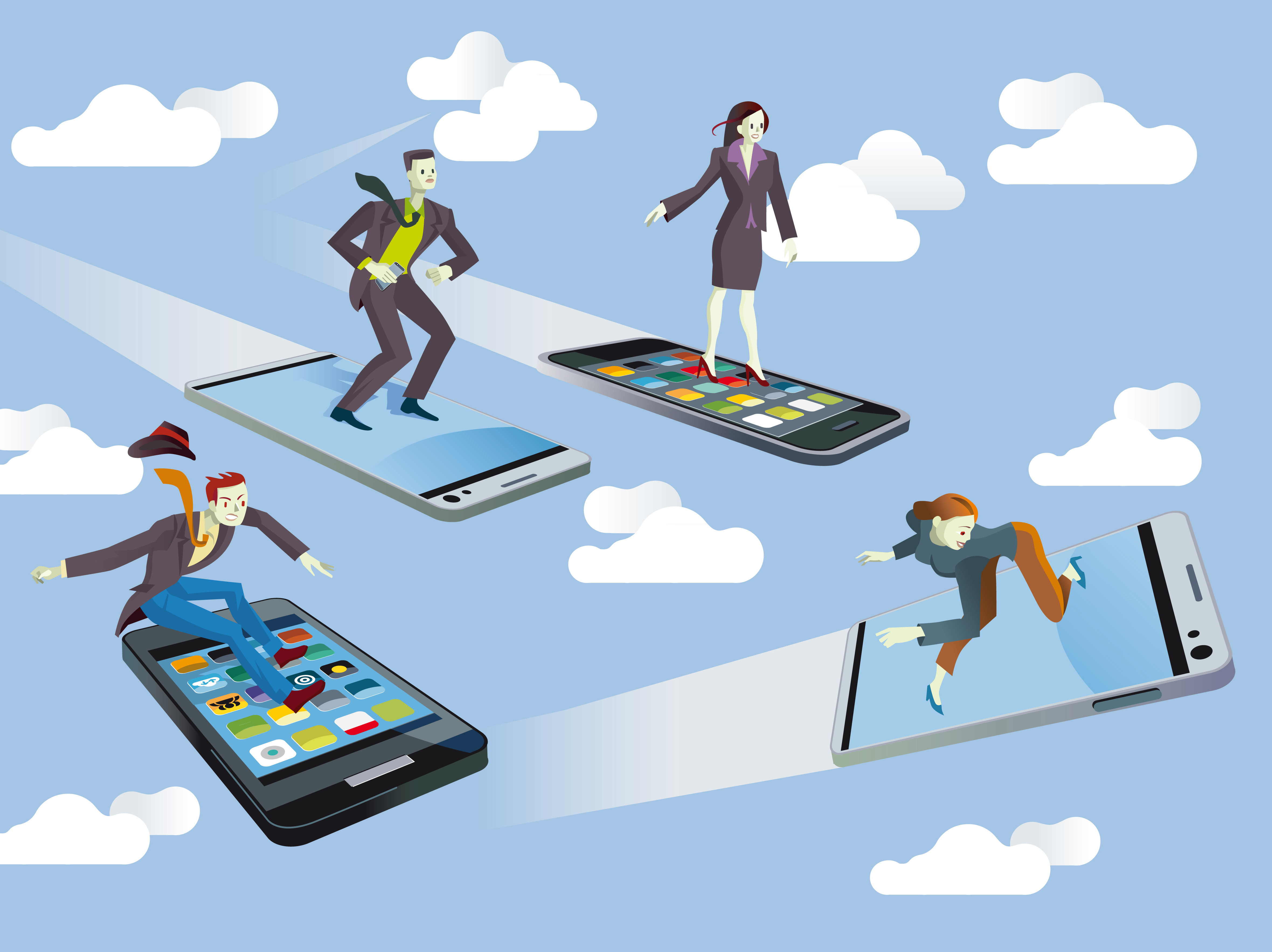 How One App Might Be A Step Toward Internet Everywhere