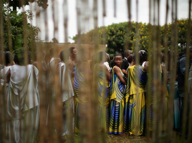 Rwanda is commemorating the 20-year anniversary of the genocide. Since that time, more women have entered politics to help with the recovery.