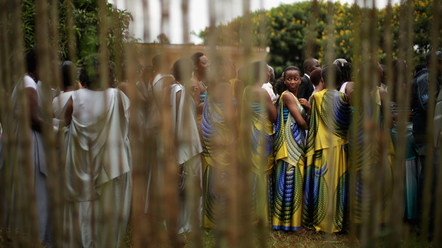 Rwanda is commemorating the 20-year anniversary of the genocide. Since that time, more women have entered politics to help with the recovery. (Getty Images)