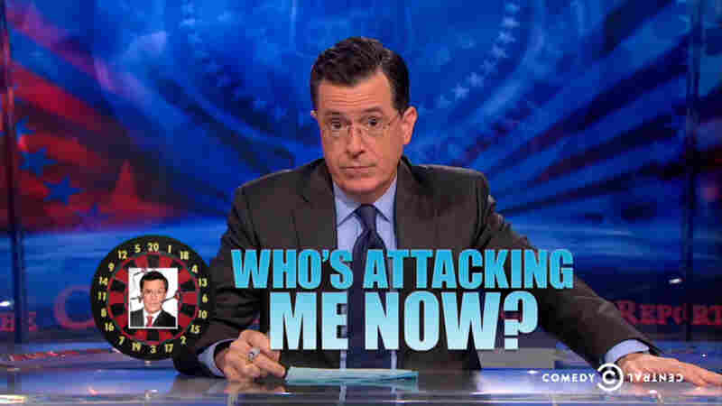 Stephen Colbert responded to criticism about a tweet about his show from his TV network last Monday, saying he would dismantle the imaginary foundation that created the stir.