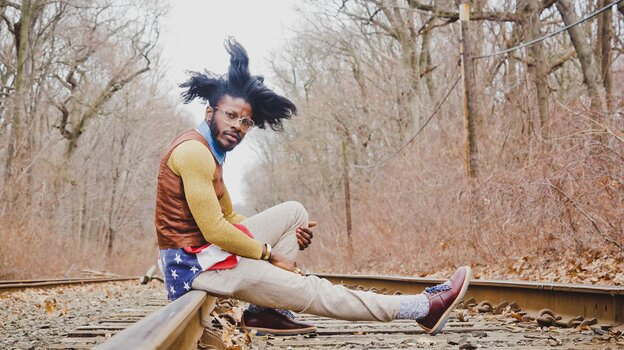 Jesse Boykins III's new album, Love Apparatus, comes out April 22.