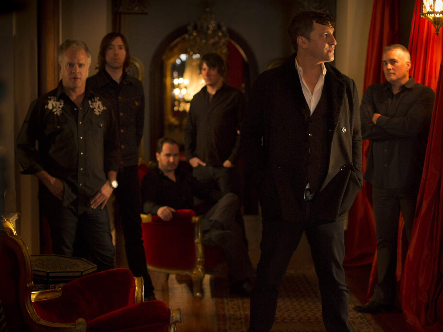 First Listen: The Afghan Whigs, 'Do To The Beast'