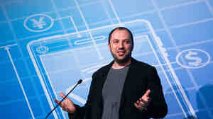 Are we in a tech bubble about to burst? Facebook bought WhatsApp for $19 billion earlier this year. WhatsApp CEO Jan Koum speaks during a conference at the Mobile World Congress 2014 in Spain.