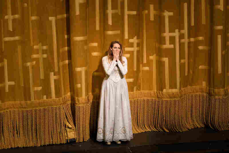 That no soprano before had sung these roles back to back at The Metropolitan Opera made Opolais' curtain call a particularly emotional (and historic) one.