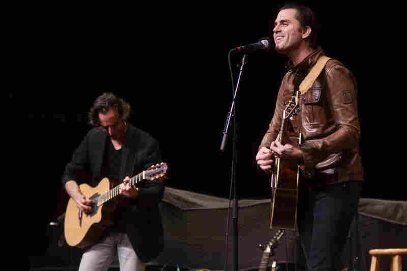 Garcia's 2011 solo debut, Laura, was a DIY album recorded in his bedroom.