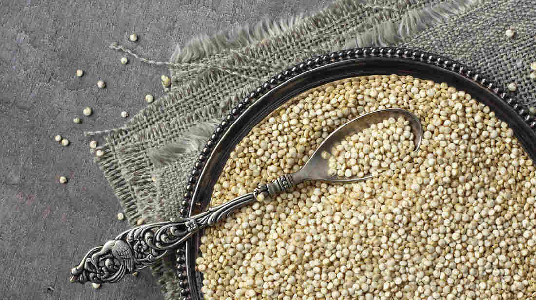 Factories that got the all-clear now produce quinoa that will bear the OU-P symbol, meaning they're kosher for Passover.