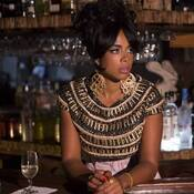 Kelis' new album, Food, comes out April 22.