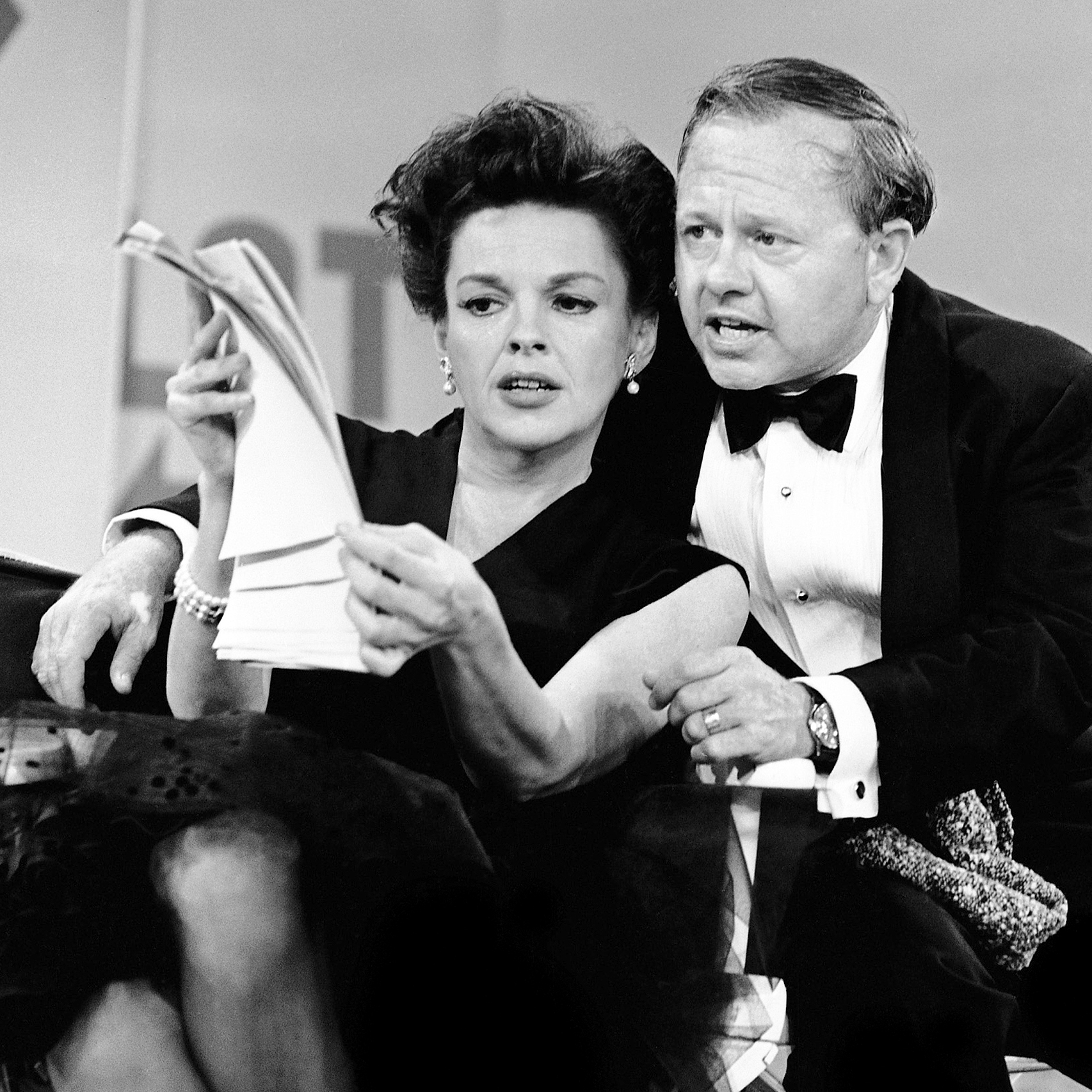 Mickey Rooney Judy Garland Clip Art