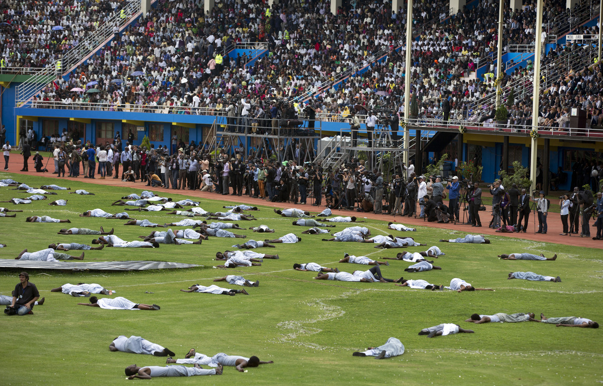 Rwanda Honors Dead, Celebrates Progress, 20 Years After ...