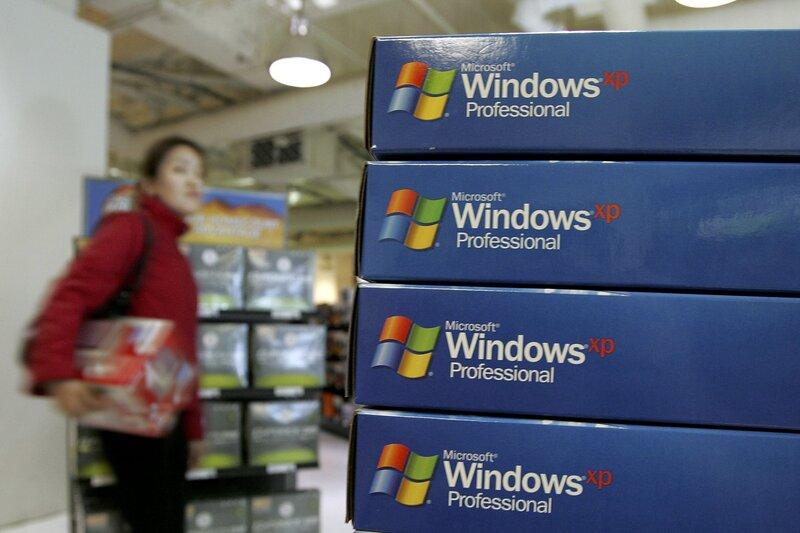 windows xp professional upgrade