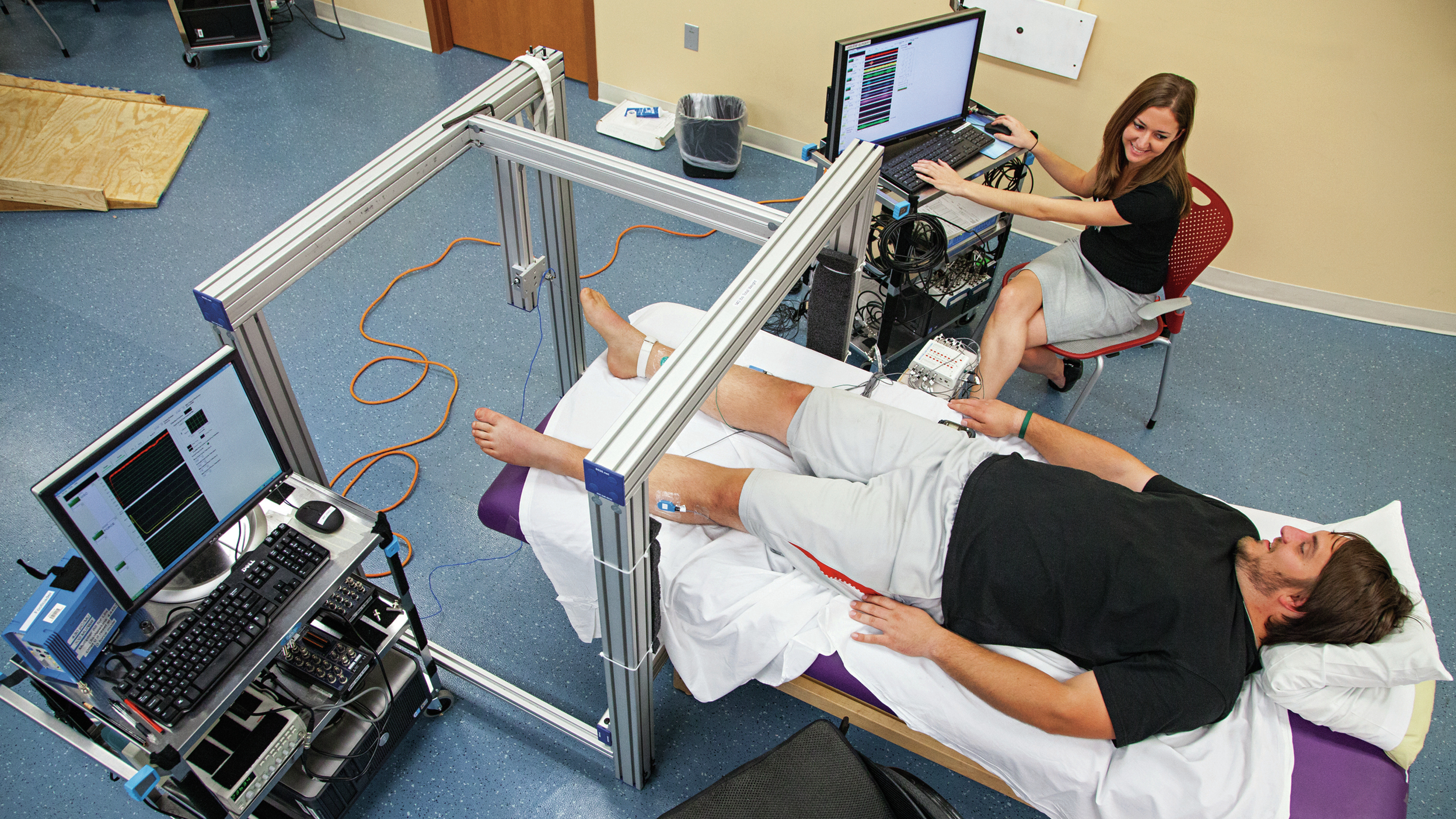 Even A Very Weak Signal From The Brain Might Help Paraplegics