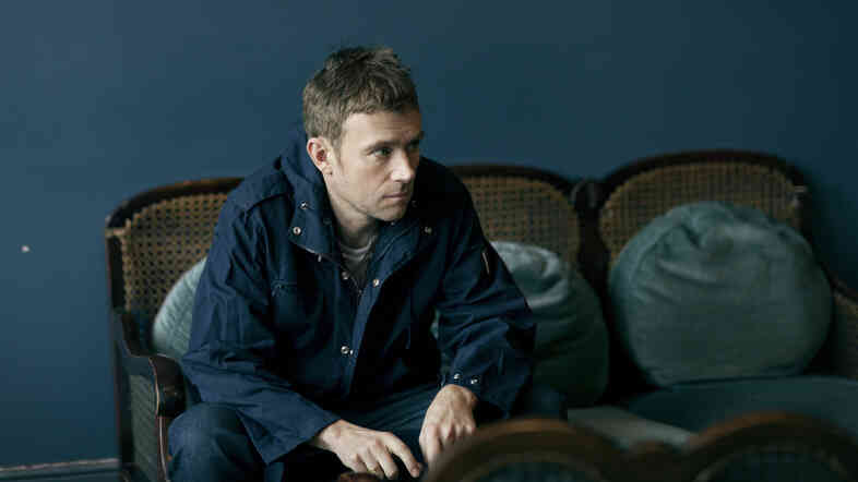 In a 25-year career, Damon Albarn's new Everyday Robots is his first true solo album.