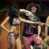 """Shots, shots, shots, shots! Redfoo and Sky Blu keep the Ciroc vodka flowing in the music video for their party anthem """"Shots."""""""