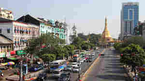 As Myanmar Modernizes, Architectural Gems Are Endangered