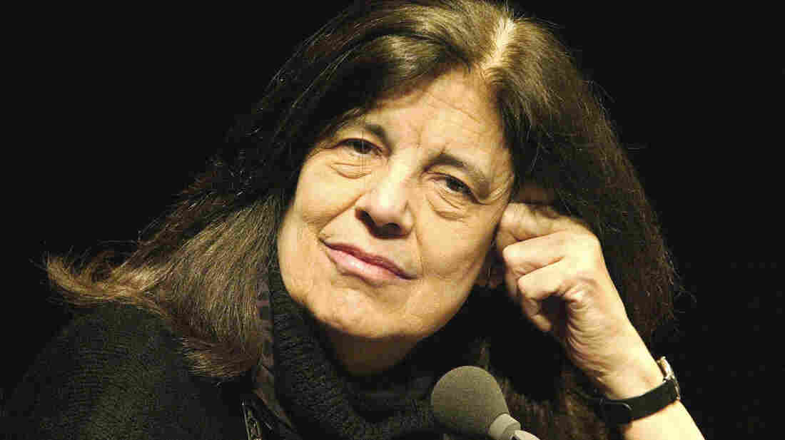 After Susan Sontag died in 2004, the writer's estate sold her letters, computers and other materials to UCLA for a special collection. Her biographer says the wealth of information can be daunting — and a bit eerie.