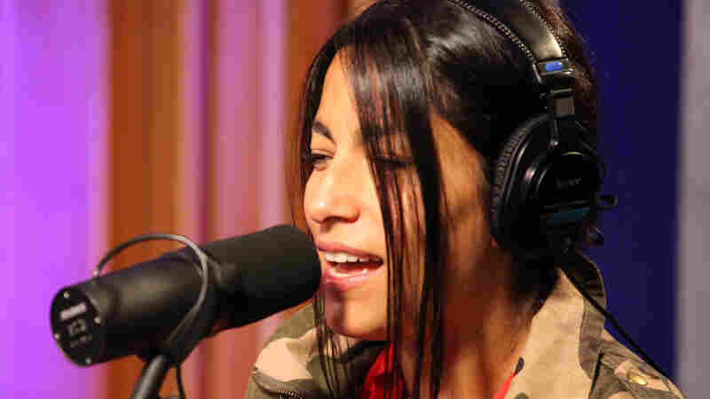 KCRW Presents: Ana Tijoux