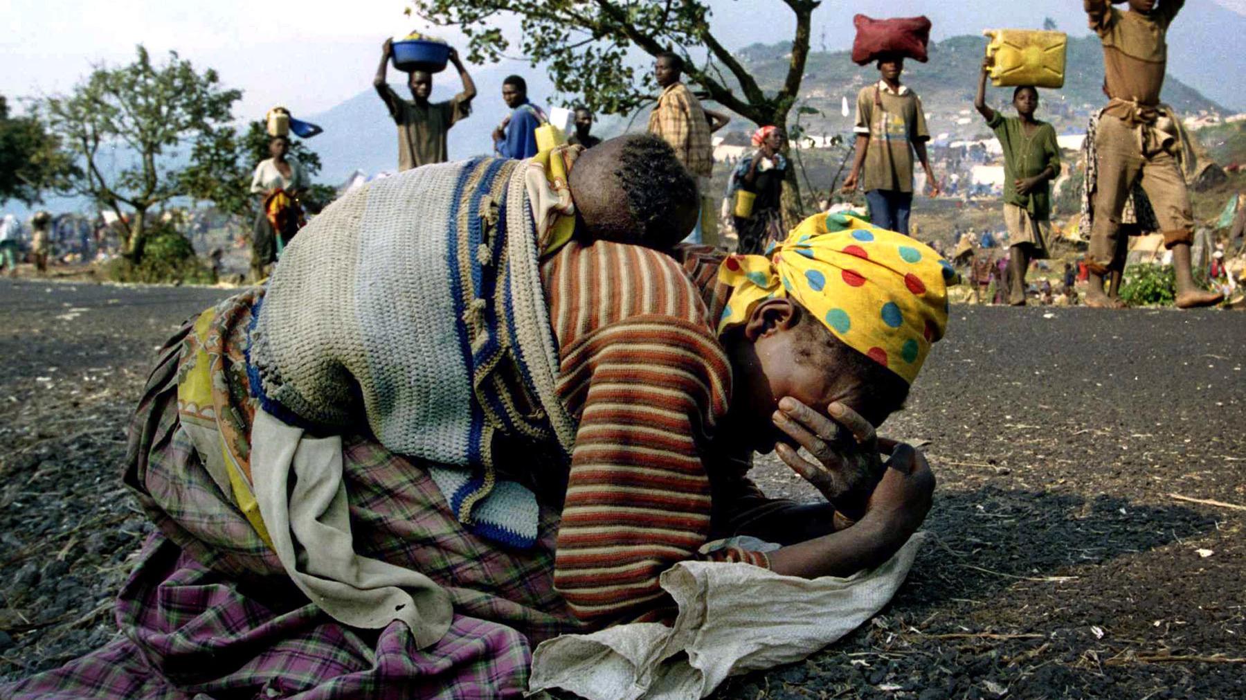 Rwanda Genocide Plane Shot Down