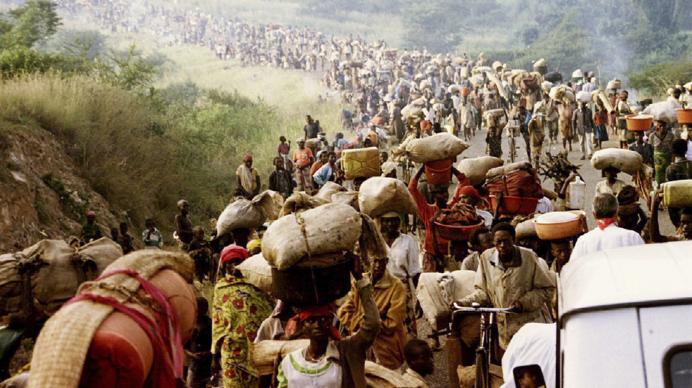 Rwandan Civil War