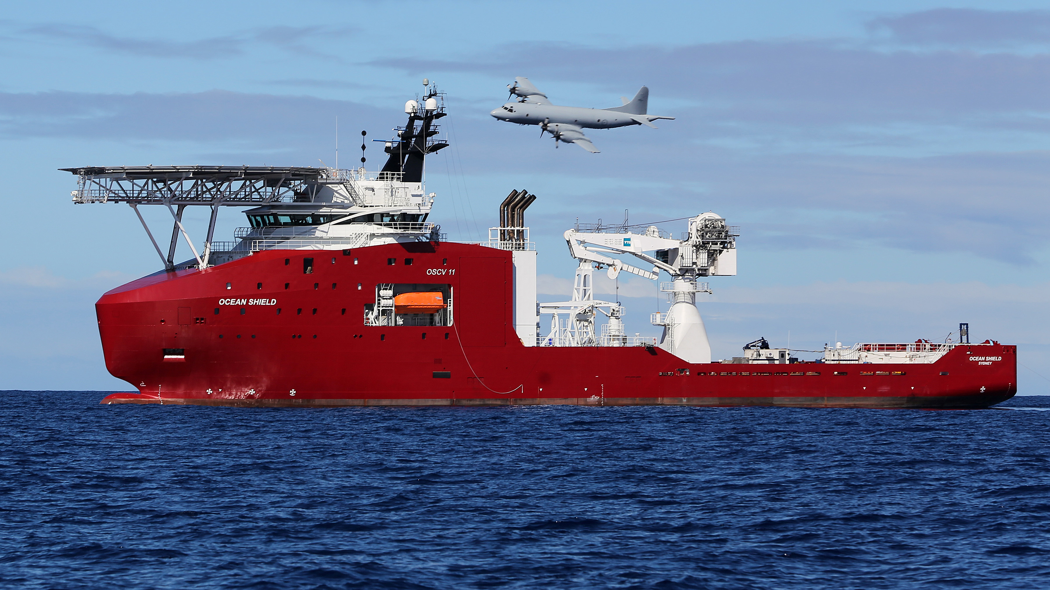 New Pings Have Head Of Search Optimistic Jet Will Soon Be Found