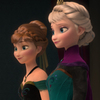 Frozen is the tale of sisters Anna and Elsa, whose relationship is captured in music by songwriters Robert Lopez and Kristen Anderson-Lopez.