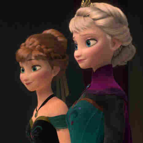 Songwriters Behind 'Frozen' Let Go Of The Princess Mythology