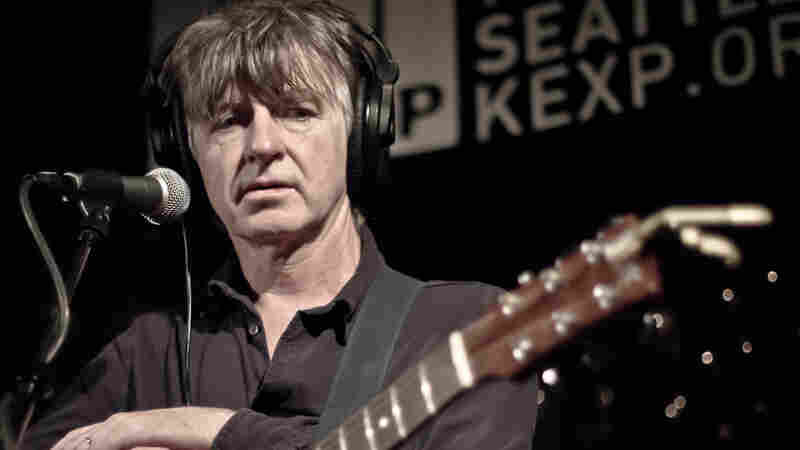 Neil Finn performs live in the KEXP studios.