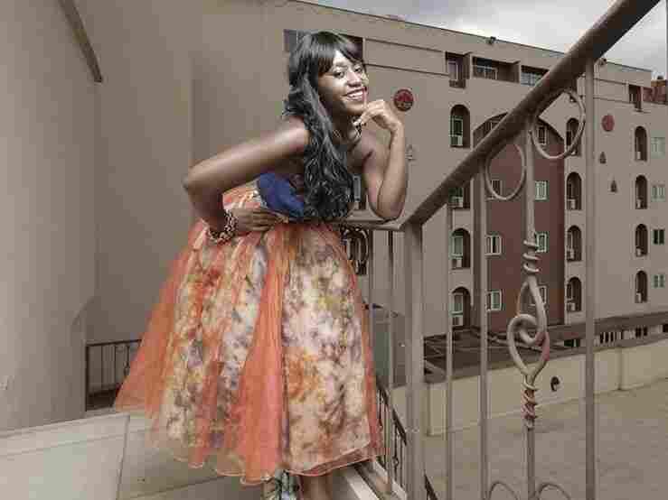 Actress Nana Mensah plays feisty Sade on An African City.