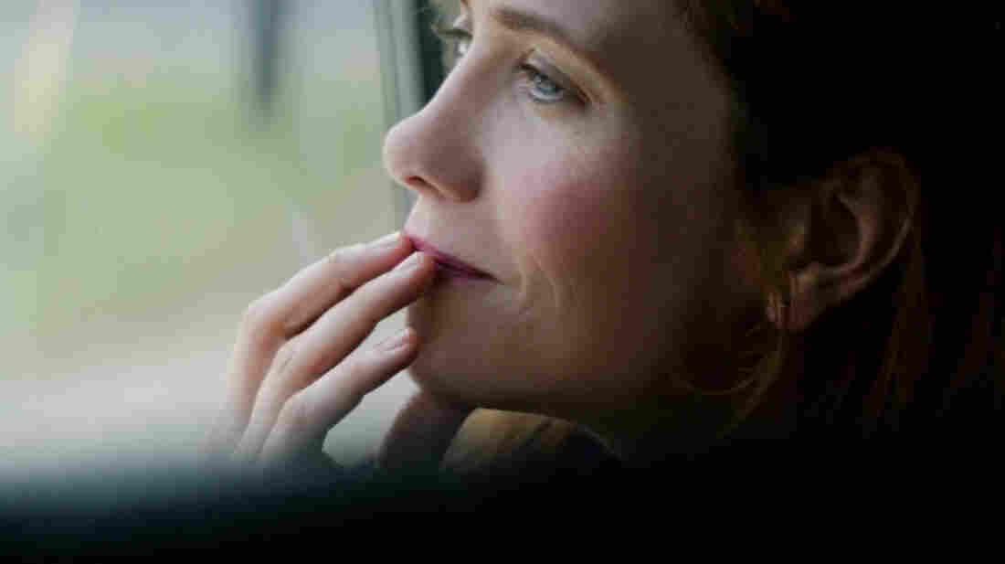Kristen Wiig plays a quiet caretaker named Johanna in Hateship Loveship.