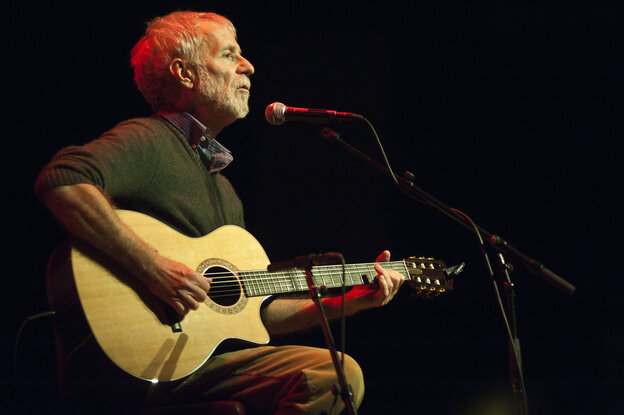 Jesse Winchester performs live in The Netherlands in 2011.