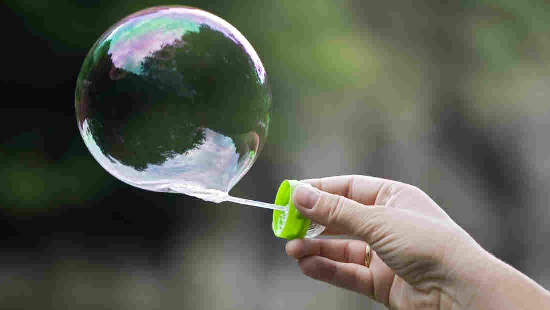 Each new billion-dollar IPO is raising the speculation that another tech bubble will soon burst.