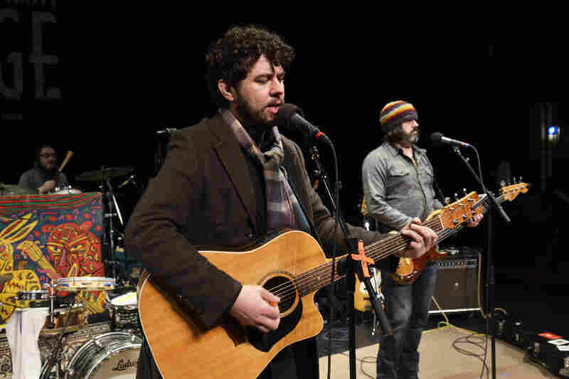 Declan O'Rourke is one of Ireland's most respected singer-songwriters.