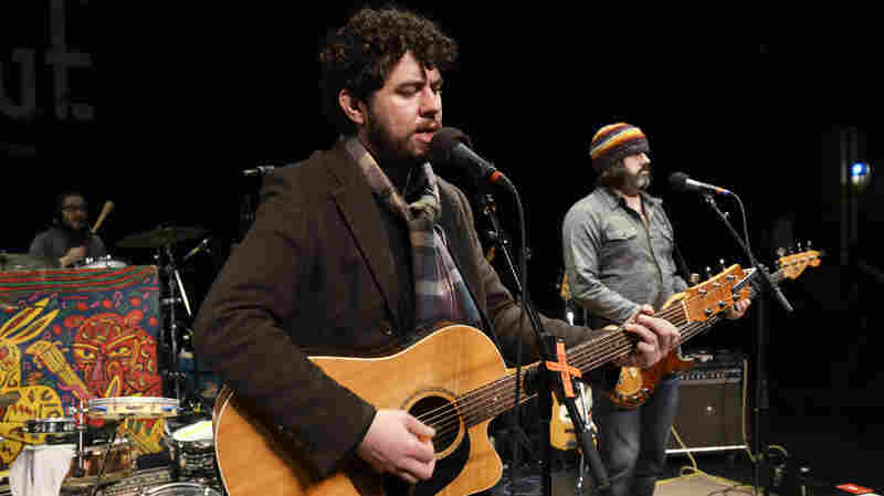 Declan O'Rourke On Mountain Stage