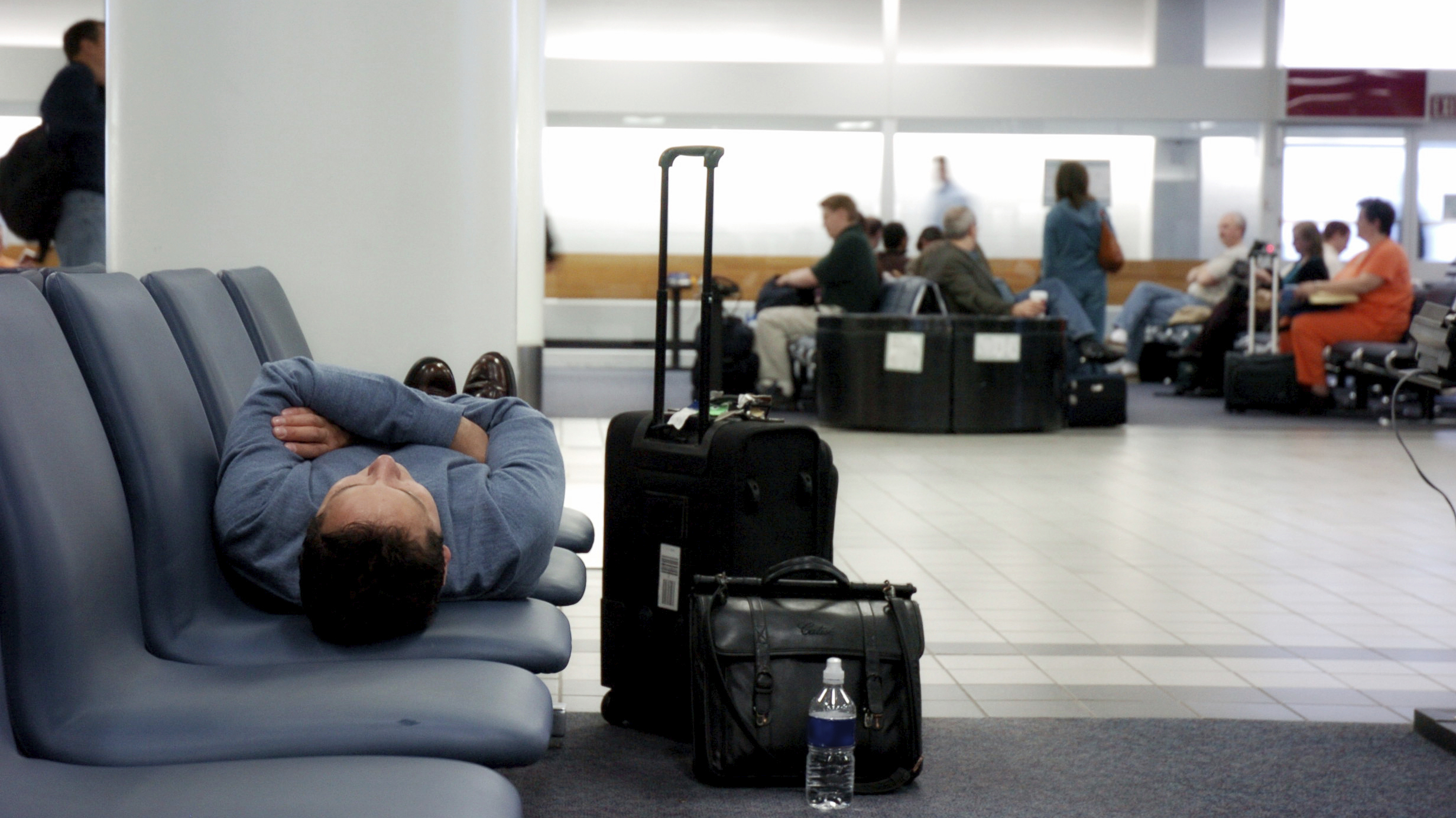 This Jet Lag App Does The Math So You'll Feel Better Faster