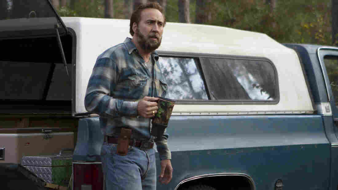 In Joe, a reclusive ex-con (Nicolas Cage) who runs a crooked lumber business is still one of the nicest people in town.