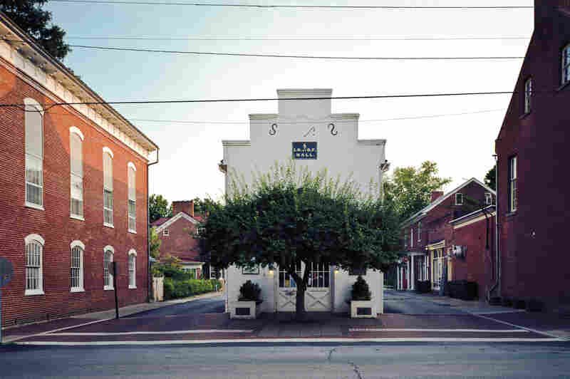 Shepherdstown Public Library in Shepherdstown, W.Va. (2011)