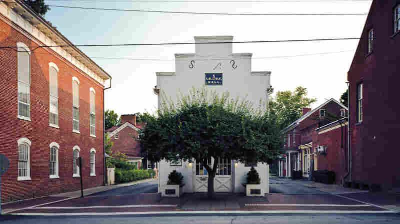 Shepherdstown Public Library in Shepherdstown, W.Va. (2011)