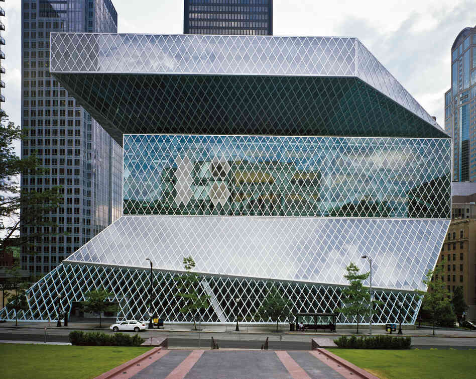 Seattle Central Library (2009)
