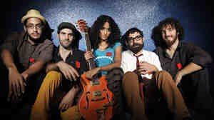Rupa and the April Fishes' latest release, Live at the Independent, was recorded in concert at a San Francisco Walk Against Rape fundraiser.