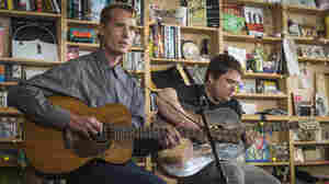Tom Brosseau: Tiny Desk Concert