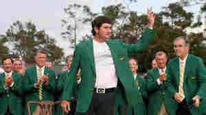 Bubba Watson Dons Green Jacket For Second Time At Masters