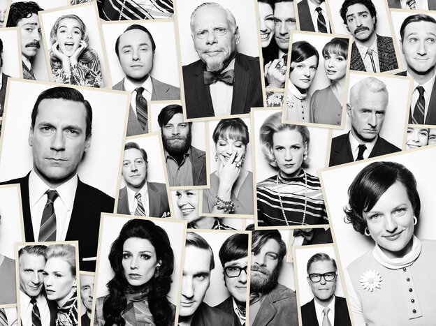 As Mad Men returns for its seventh season, its entire sprawling cast has plenty to do.