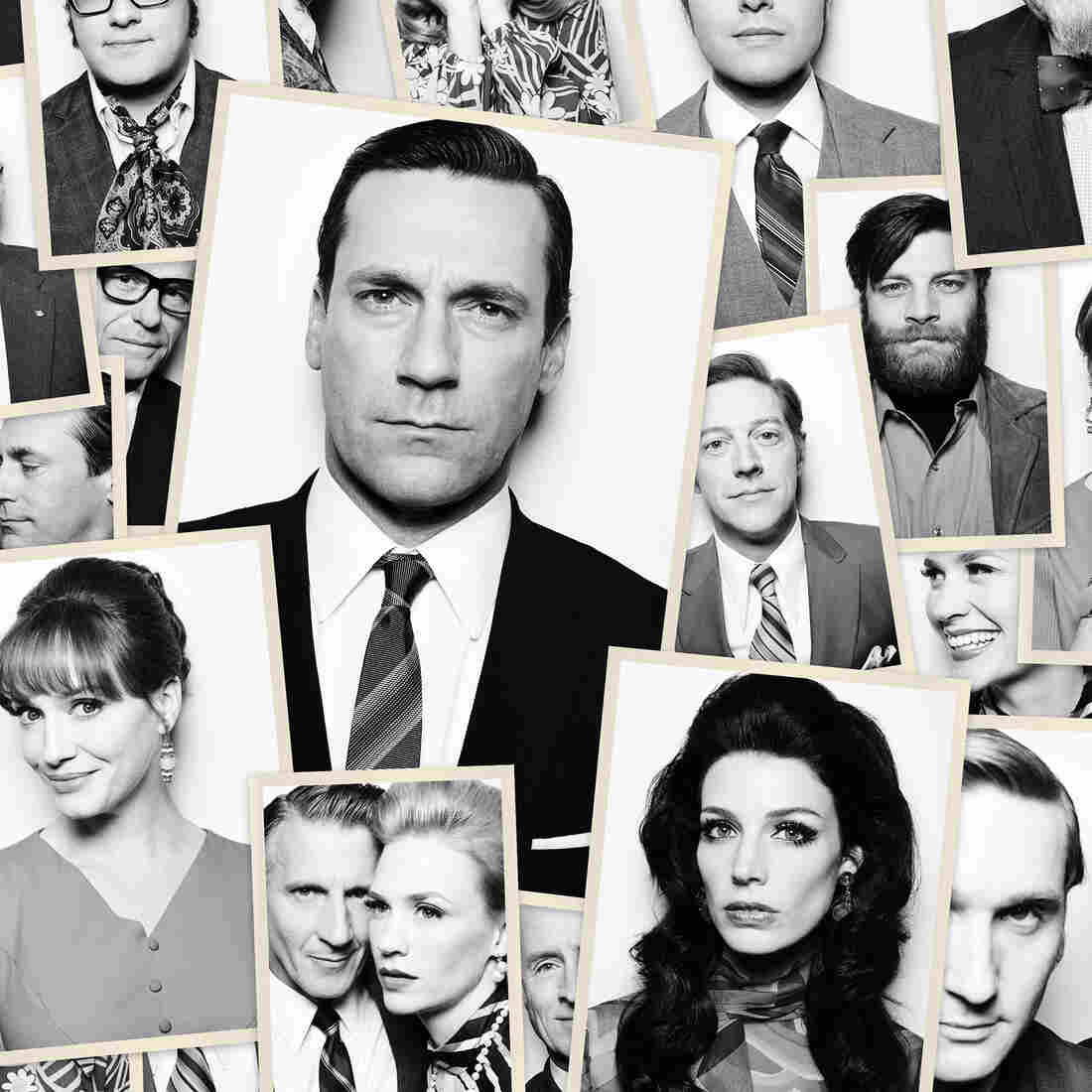 'Mad Men' Returns, Full Of Footnotes