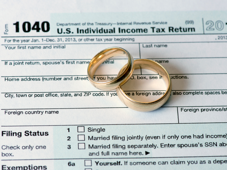 Outdated Tax Code Gives Some Working Spouses A Bad Deal