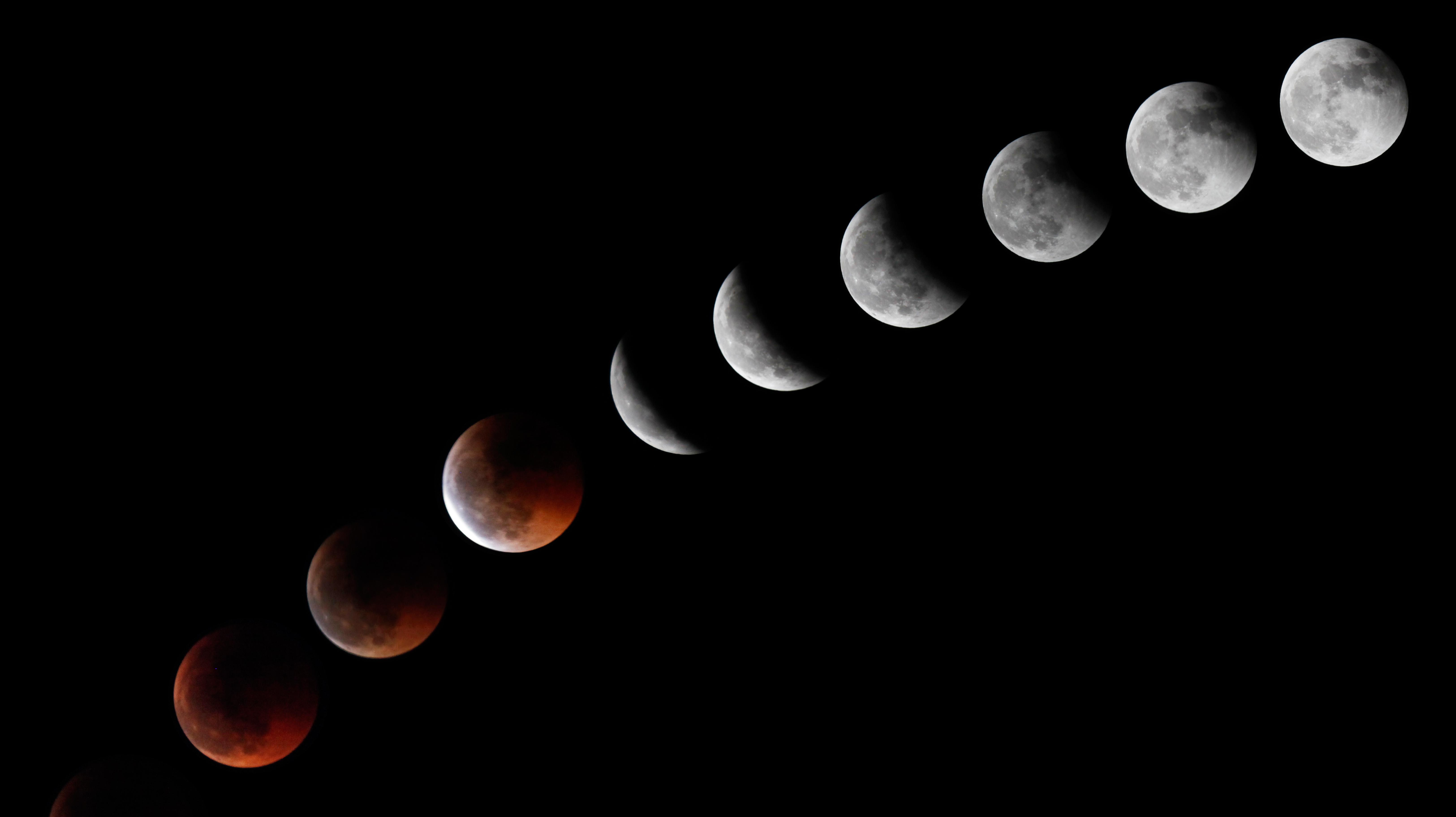blood moon eclipse west coast - photo #21