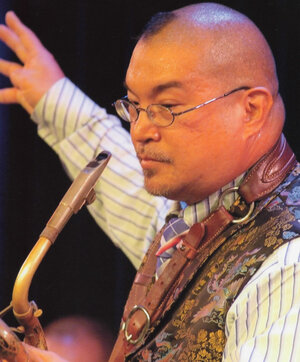 Fred Ho died at his Brooklyn home on Saturday. He was 56.