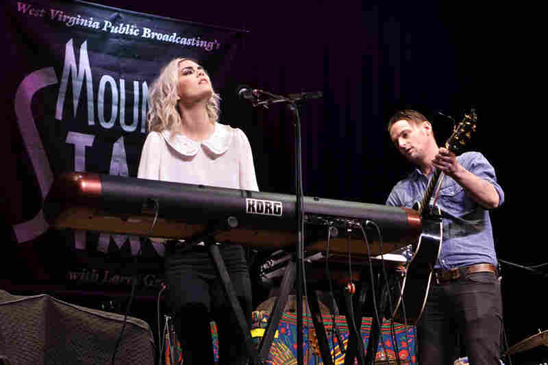In Charlotte, N.C., Jimmy met Ashlee Hardee, who would become his musical partner and wife.