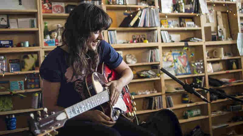 Courtney Barnett: Tiny Desk Concert